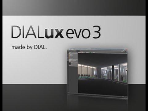 Dialux evo 3 2 vi techos muebles elementos 3d y for Bogas muebles