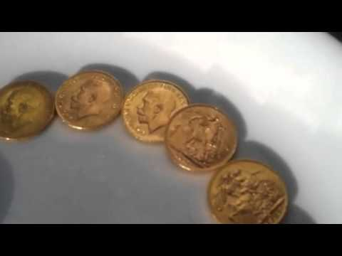 British gold Sovereign coin  buy and sell gold coins