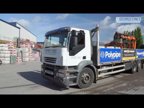 George Lines Builders Merchant – Promotional video by Horizon Imaging
