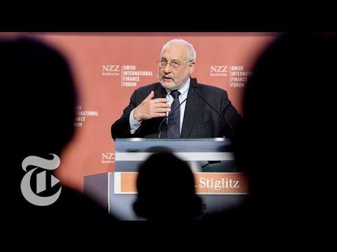 Joseph Stiglitz on Europe's Economic Crisis | The New York Times