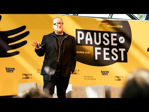 Stephen Gates | Invision | Don't Underestimate the Power of Crazy | Pause Fest Day 1