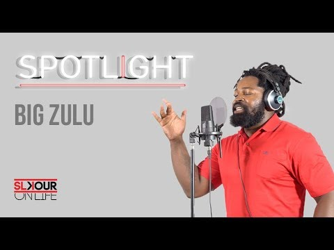 big zulu performs iskhali samashinga bars
