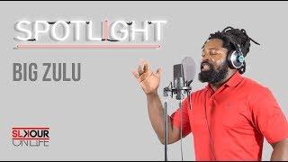 "Big Zulu Performs ""Is'khali Samashinga 100Bars"" On SPOTLIGHT"