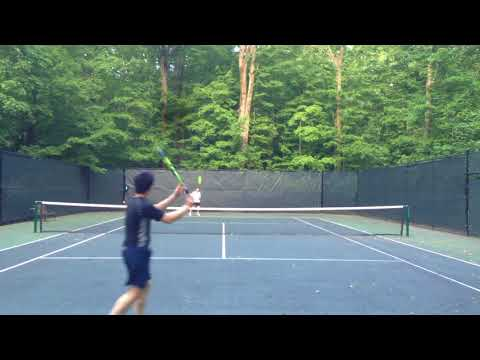 Side to Side - Casual Tennis 111 [HD]