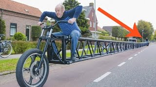 10 bicicletas mais incomuns do mundo