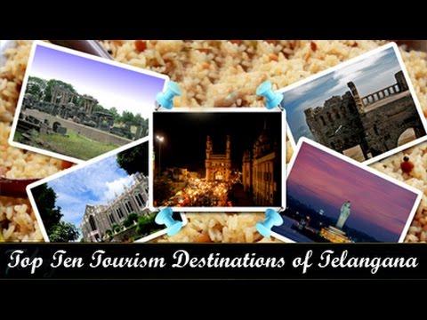 Top 10 Tourism Destinations of Telangana