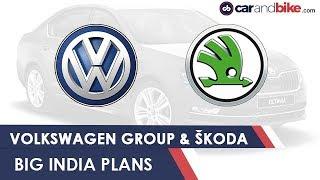 India Plans: Volkswagen Group And Skoda | NDTV carandbike