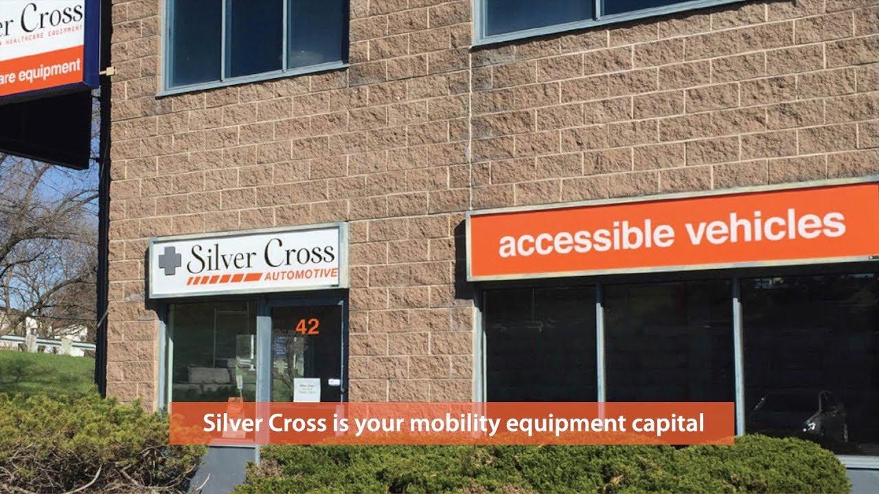 Wheelchair Vans Ottawa, Ontario | Silver Cross Automotive