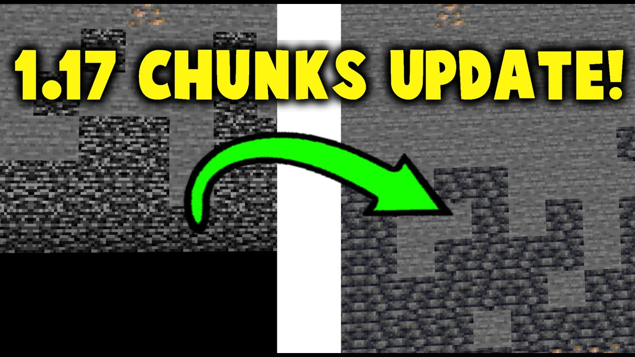 Minecraft 1.18 Update | Bedrock Removed, New Distance, More Threads! (snapshot 21w38a)