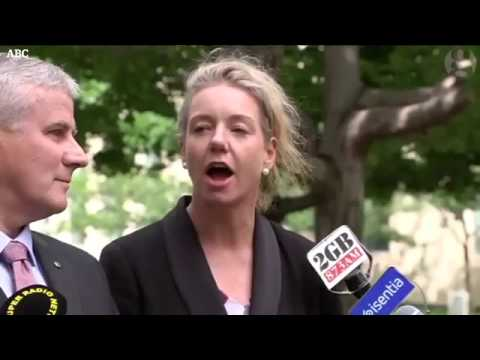 Federal Victorian Nationals Senator Bridget McKenzie won't vote for a marriage equality bill