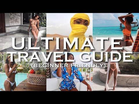 TRAVELLING THE WORLD AFFORDABLY, LIKE A PRO! | 2018 TRAVEL GUIDE