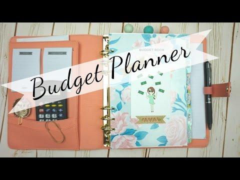 Budget Planner Setup