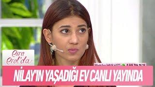 Gambar cover Nilay'ın yaşadığı ev canlı yayında - Esra Erol'da 3 Ocak 2019