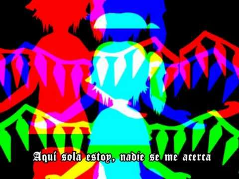 Touhou - BAD Apple!! ~Violin - Spanish Fandub~