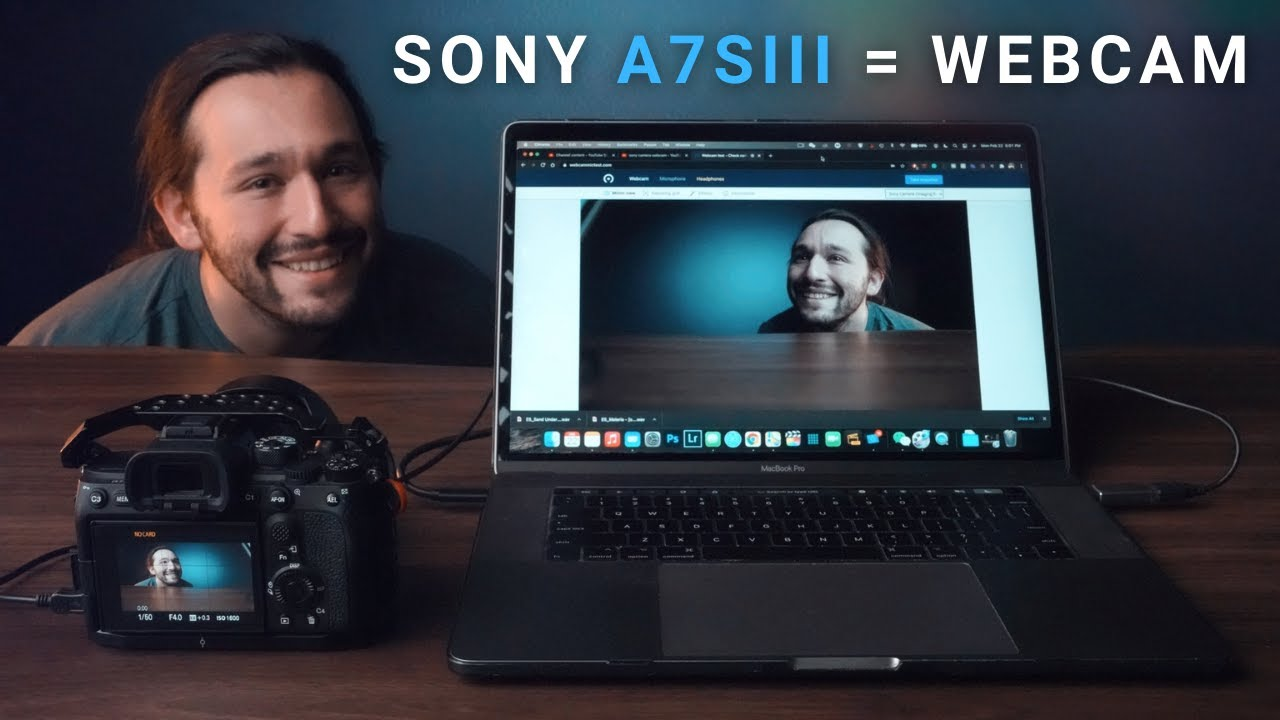 How to Use Sony A7SIII as a Webcam! [NO CAPTURE CARD NEEDED]