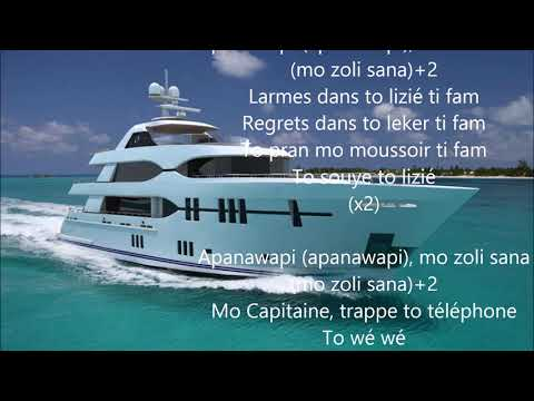 mo capitaine lyrics michel legris