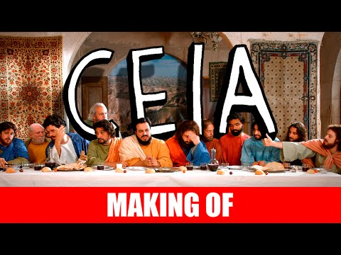 Making of – Ceia