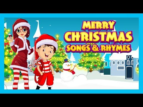 Christmas Songs and Rhymes (English) - Merry Christmas 2017-18 || Songs And Rhymes For Kids