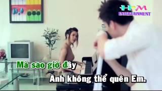 Bất Ngờ Anh Yêu Em - Lâm Chấn Huy - [Karaoke]