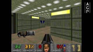 Doom 2 1996 Tournament! Sslasher vs Galiu 1