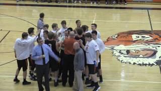 02.03.2017 Marshall Boys Basketball vs. Worthington