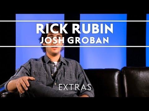 Josh Groban - Working with Rick Rubin on Illuminations [Behind The Scenes]
