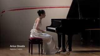 Arisa Onoda – Chopin Piano Competition 2015 (preliminary round)