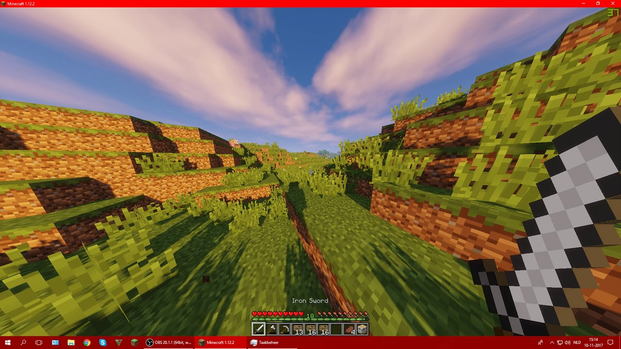 Minecraft Texture Pack 2048x2048 Shaders Youtube