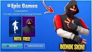 "HOW EVERYONE CAN GET THE ""ICONIC SKIN FOR FREE"" in FORTNITE! (FREE ICONIC SKIN) FREE FORTNITE SKINS!"