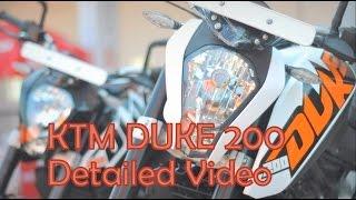 KTM Duke 200 Full Detailed Review / Motoshastra