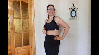 Моя зарядка для похудения 16 04 2020 как похудеть мария мироневич