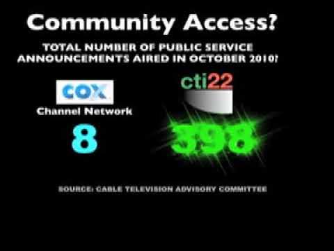 We Broadcast the Community!™
