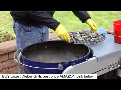 Latest Weber Grills-Charcoal Grill Cleaning  Weber Grills