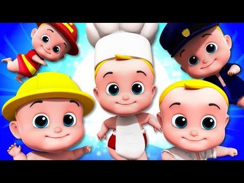 Nursery Rhymes & Kids Songs   Learning Videos for Children   Cartoon for Babies