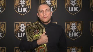 Pete Dunne celebrates NXT UK's historic premiere: WWE Network Pick of the Week, Oct. 20, 2018