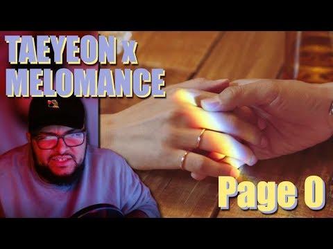 TAEYEON(태연) X MELOMANCE(멜로망스) - Page 0 MV REACTION!!!