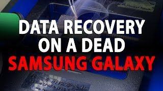 How to recover data from dead or broken Samsung Galaxy