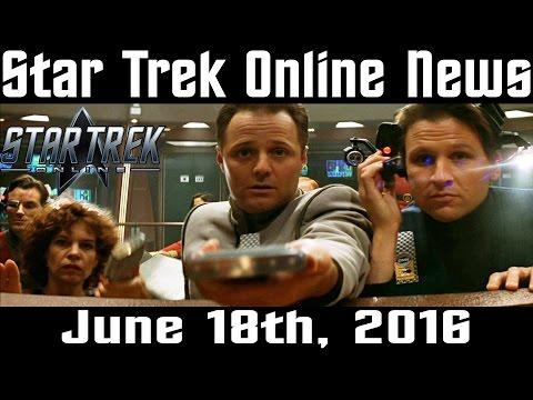 Star Trek Online News - 6-18-2016