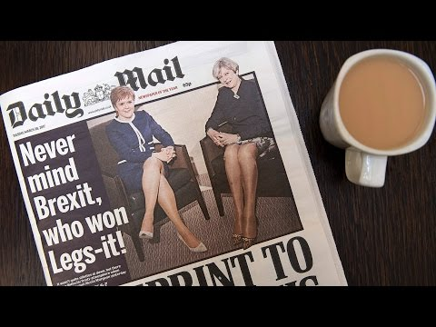 The Daily Mail hates Britain | Owen Jones talks...