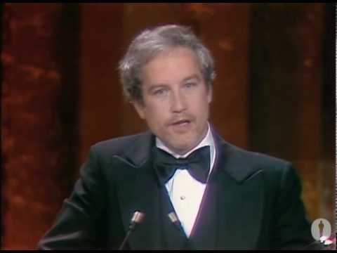 Richard Dreyfuss Wins Best Actor: 1978 Oscars