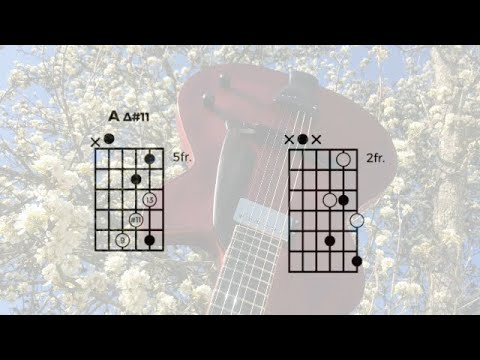 One minute guitar lesson: Lydian 'Boxes' /  The Lick