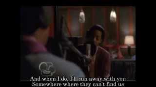 Kris/Cyrus Rapping (Let It Shine) with lyrics