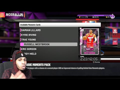NEW Moments of The Week in NBA 2K20 MyTeam! Tips to Make MT + Pack Opening!