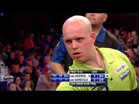 Grand Slam Of Darts 2012- FINAL - Van Gerwen VS Van Barneveld