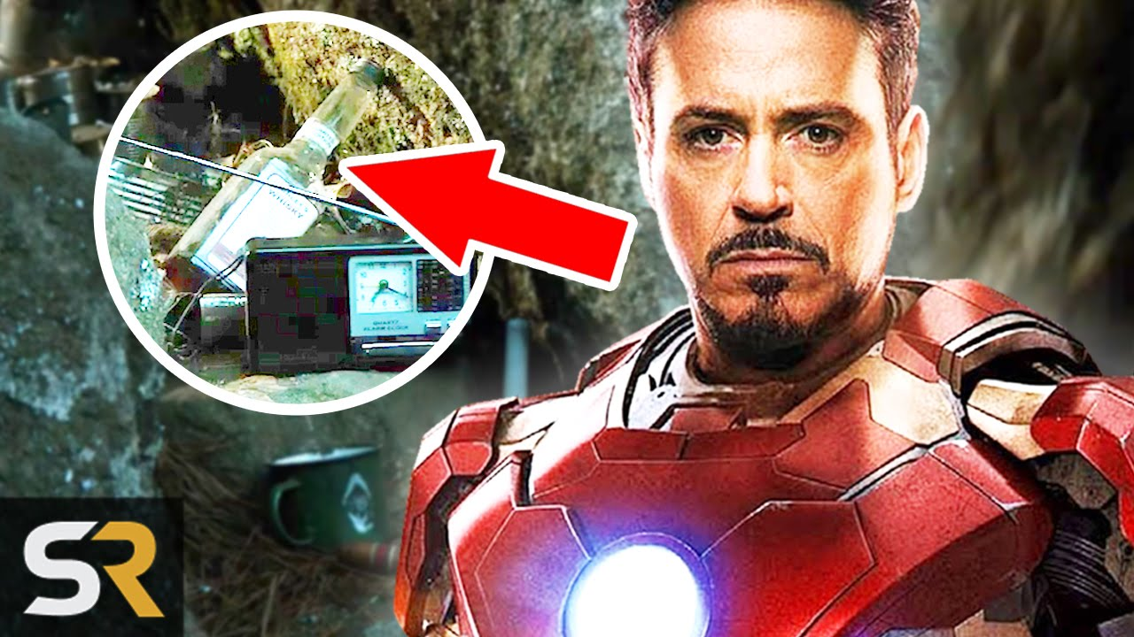 You probably never noticed these 10 hidden details in Marvel