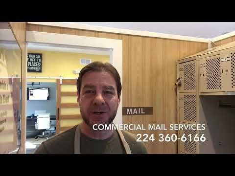 Commercial mailbox services in Mundelein Il Lake County