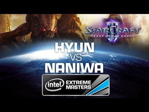 NaNiwa vs. HyuN - Semifinal - IEM New York - StarCraft 2