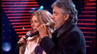 Celine Dion - Think Twice + The Prayer (Live An Audience With...) HQ