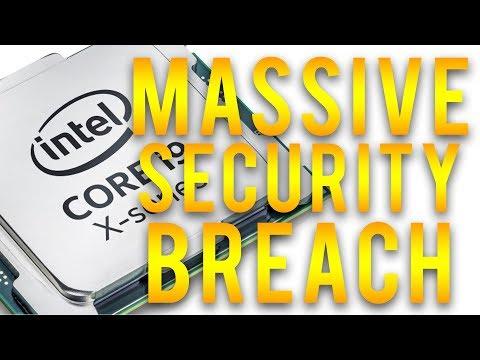 Massive Intel Security Breach