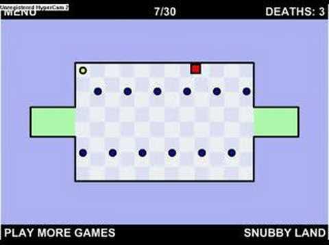 How To Beat the World's Hardest Game | World's Hardest ...
